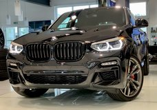 2021 BMW X4 M40i Now at Euler Military sales in Ramstein, Germany