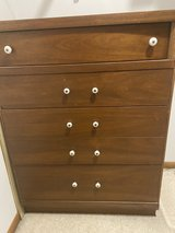 wood dresser in Orland Park, Illinois