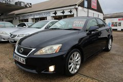 *Lexus IS 250 SE-L Automatic*! Low Miles! in Lakenheath, UK