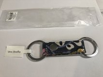 New Vera Bradley Twice as Nice Keychain in Charmont Meadow Print - NWT in Bolingbrook, Illinois