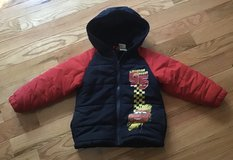 Toddler boys 3t fall jacket in Plainfield, Illinois