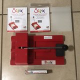 Huge Lot of Sizzix Dies, Machine, Mats, Extras EUC or New #2 in Vacaville, California