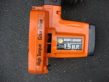BLACK & DECKER 1.5 HP LAWN EDGER in Bartlett, Illinois