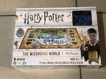 Wizarding World of Harry Potter 4-D Puzzle New in Vacaville, California