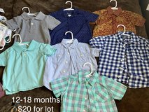 12-18 months polo shirts in Okinawa, Japan