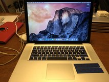 Apple MacBook Pro 15-inch Mid 2009 4GB RAM 250GB HDD in Fairfield, California