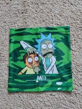 Rick and Morty Neckgater - NEW in Camp Lejeune, North Carolina