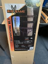 Guardian XLT Big Game 2 Man Ladder Stand New in the Box in Camp Lejeune, North Carolina