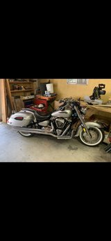 2003 Yamaha Roadstar Silver Edition in Dyess AFB, Texas