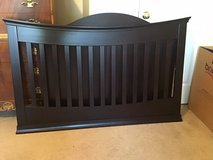 Full size headboard and footboard in Fort Campbell, Kentucky