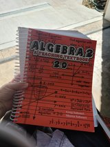 teaching textbook algebra 2 in Chicago, Illinois