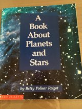 Book about the stars and planet in Okinawa, Japan
