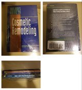 2 Books - Builder's Guide to 'Cosmetic Remodeling' and 'New Material and Techniques... in Aurora, Illinois