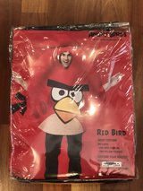 New Angry Bird Halloween Costume One Size Adult in Orland Park, Illinois