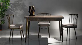 United Furniture - Gordion Dining Set including delivery in Ramstein, Germany