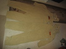 2-Ted 2 Adult size Large Thunder Buddies for Life Costumes in Fort Bliss, Texas