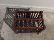 Magazine rack reduced in Kingwood, Texas