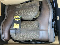 Brand new Ariat steel toe boots in Hopkinsville, Kentucky