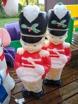 Christmas Drummer Boy Blowmolds Hard toFind in Orland Park, Illinois
