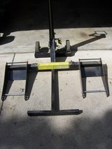 Lawn Tractor Lifter MoJack EZ  Assembled  w/ Manuel in Cherry Point, North Carolina
