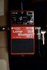 Boss RC-2 Loop Station Instrument Effect Pedal in Okinawa, Japan