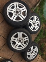 Vw Audi 5x112 4 Season All Season Nexen tires and rims in Ramstein, Germany
