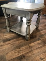 Project End table in Tomball, Texas