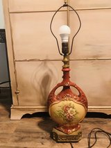 Antique lamp in CyFair, Texas