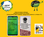 Have Cricket Service? & Want to Upgarde your Cell Visit CRICKET WIRELESS 6946 W CERMAK RD in Aurora, Illinois
