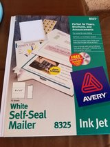 Self Seal Mailer in 29 Palms, California