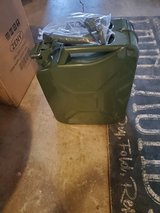 5 gallon jerry can in Yucca Valley, California