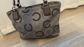 Coach bag  grey in Stuttgart, GE