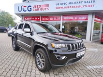 2017 Jeep Grand Cherokee Limited in Spangdahlem, Germany