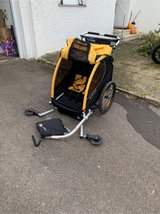 Burley Bike Trailer/Stroller in Stuttgart, GE