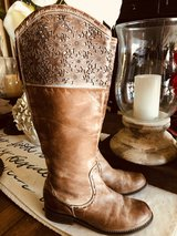 Corral leather boots size 8 in Colorado Springs, Colorado