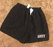 NWT Mens ARMY Shorts, sz L, Black in Clarksville, Tennessee