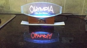 Olympia Bar Light - No Longer Made (Man Cave) in Chicago, Illinois