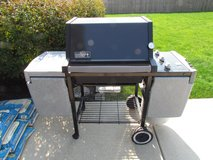Weber Gas Grill in Bolingbrook, Illinois