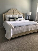 King Bed and Dresser in Beaufort, South Carolina