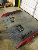 MATERIAL HANDLING-DOCK RAMPS/PALLET SCALE in Spring, Texas