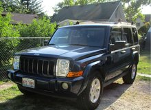 Jeep Commander in Tinley Park, Illinois