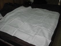 Vintage Linen Table Cloth #3 in Okinawa, Japan
