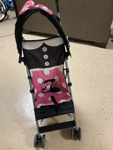 Minnie Mouse stroller for toddlers- great condition in Baytown, Texas