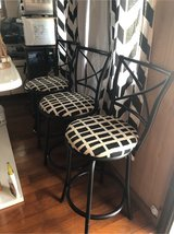 3Barstools one is smaller than the other two height is 24 inches in Okinawa, Japan