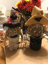fall decorations in Cherry Point, North Carolina