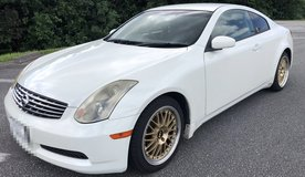 2004 Nissan Skyline 350GT Coupe *Updated* in Okinawa, Japan