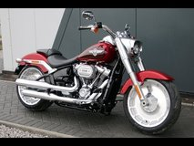 BLOW OUT DEAL! Harley-Davidson MY19 Fat Boy 114 in Wiesbaden, GE