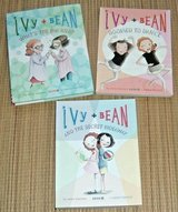 Ivy Bean Book Lot of 3 Whats The Big Idea Doomed To Dance The Secret Hideaway in Morris, Illinois