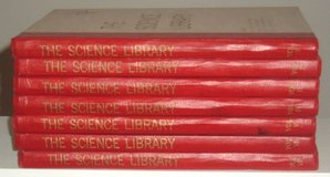 (7) Vintage 1960 1st Edition Science Library Volumes 1-7 Book Set Hard Cover in Morris, Illinois