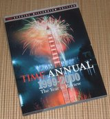Vintage Time Annual 1999-2000 Special Millennium Edition Hard Cover Book w Dust Jacket in Morris, Illinois